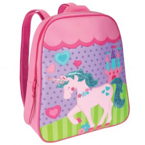 unicorn go go backpack