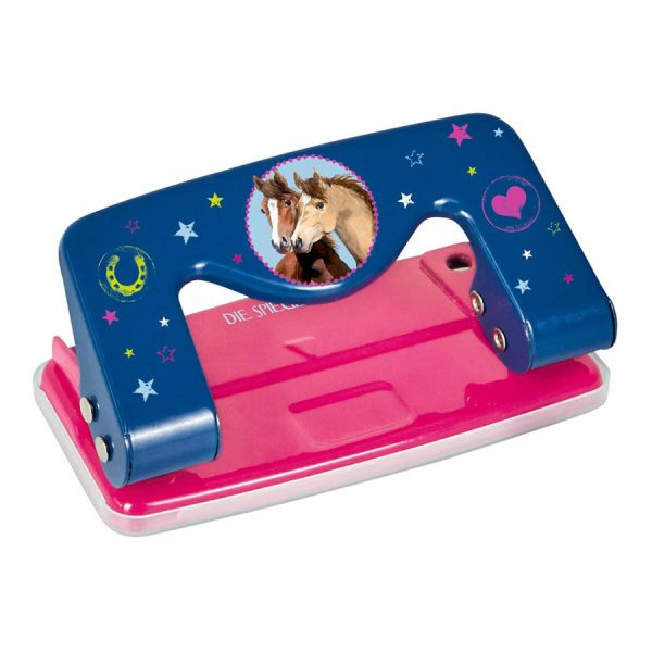 horse friends hole punch II