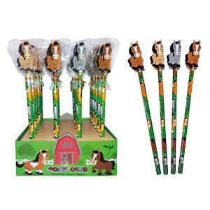 pony club pencils
