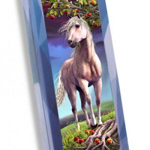 3D Horse Heaven Pencil Tin