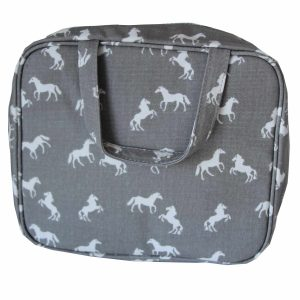 Horse toiletry bag