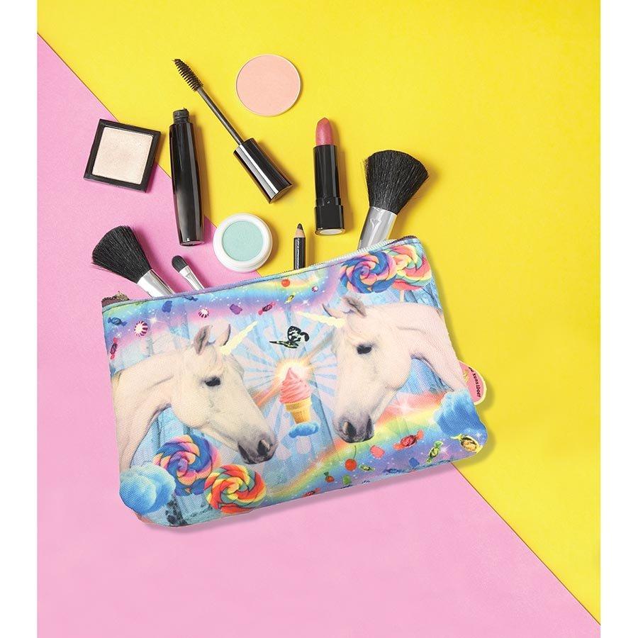 unicorn accessory pouch