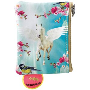 pegasus coin purse
