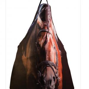 horse Head Apron