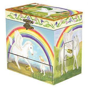 pegasus music box