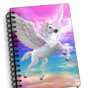 3d pegasus notebook