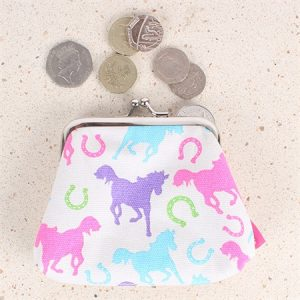 ponies coin purse