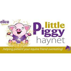 little piggy haynet horse
