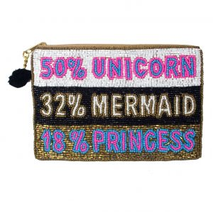 50% Unicorn Purse