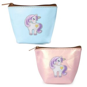 Sweet unicorn purse