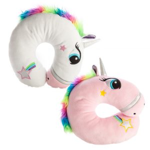 unicorn neck cushion