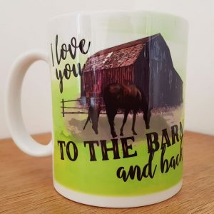 love you to the barn and back