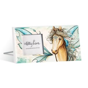 Pegasus Photo Frame
