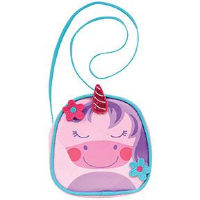 unicorn cross body purse