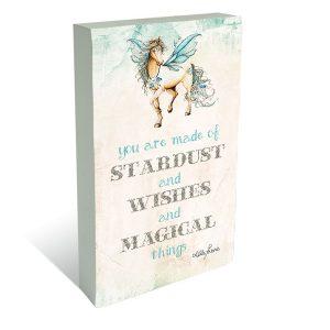 Pegasus Stardust & Magic Block