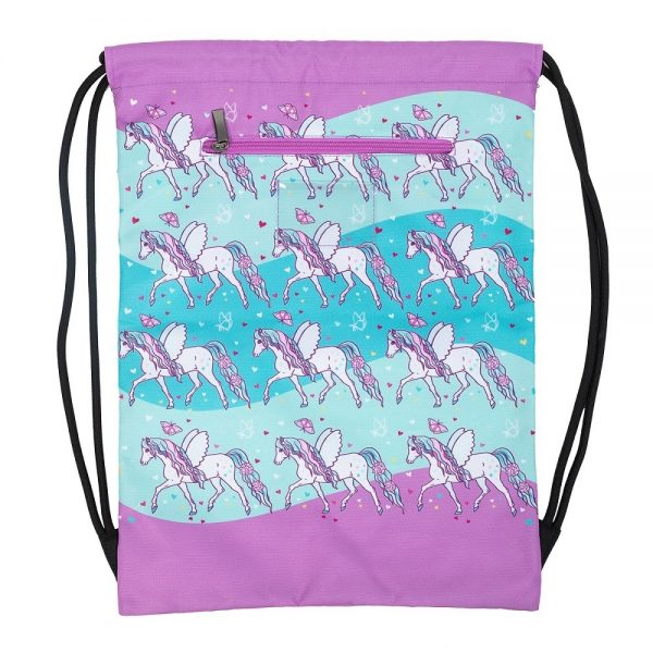 Peony Pony Sports Bag