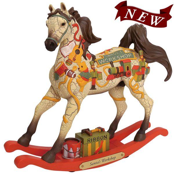 trail of painted ponies santa's workshop