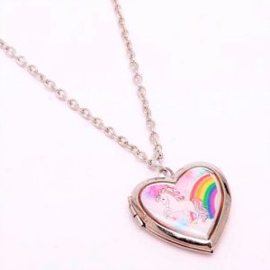 unicorn locket