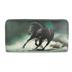 running horse wallet