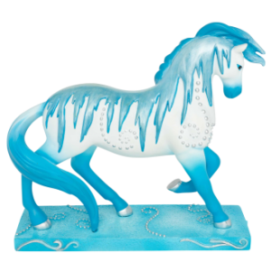 Trail of painted ponies holiday ice
