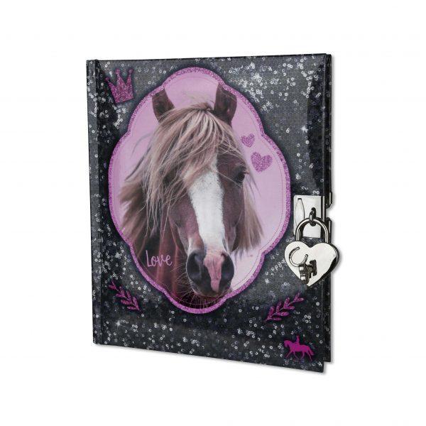 Horse Dreams Lockup Diary