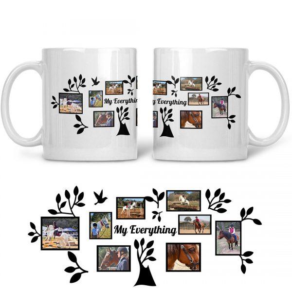 my everything photo mug