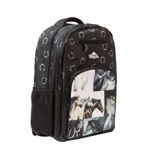 B&W_Horse_Backpack