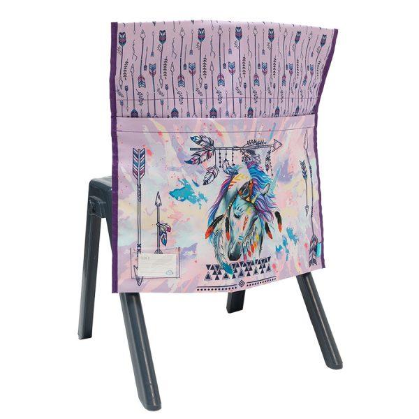 dreamcatcher Horse Chair Bag