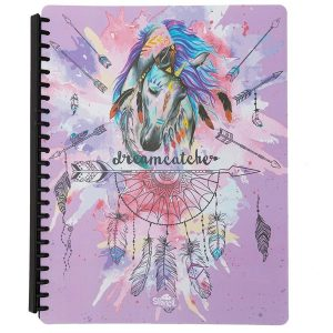 dreamcatcher Horse Display Book