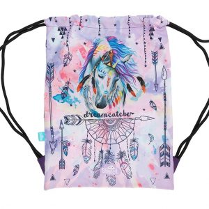 dreamcatcher horse sports bag