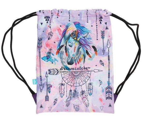 dreamcatcher horse sports bag
