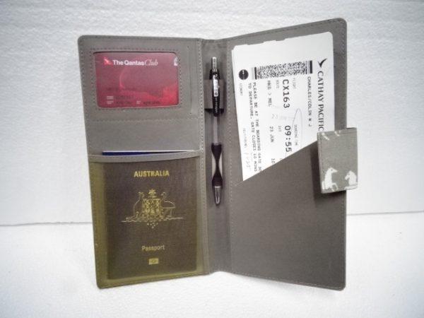horse passport holder