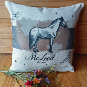Horse Cushions & Covers